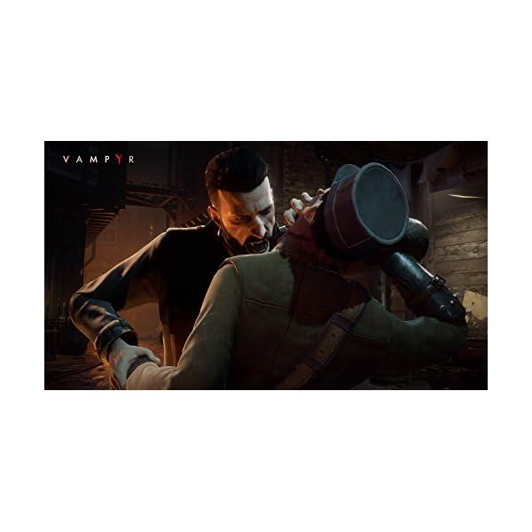 Vampyr (輸入版:北米) - XboxOneの紹介画像5