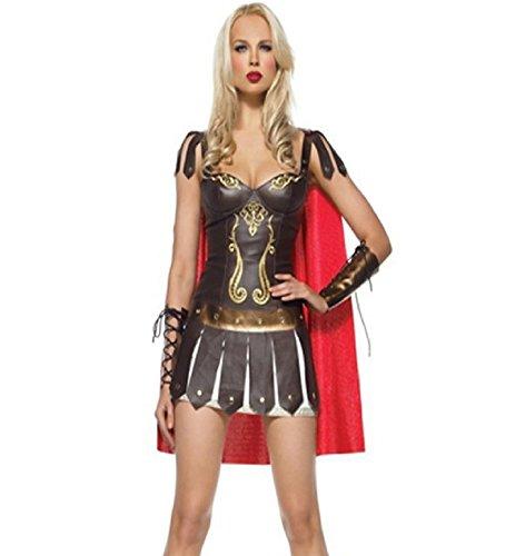 全4種類 男戦士 女戦士 魔法使い 海賊 コスプレ 衣装 ハロウィン パーティ ギリシャ 戦士 剣士 パーティ コスチューム (海賊)