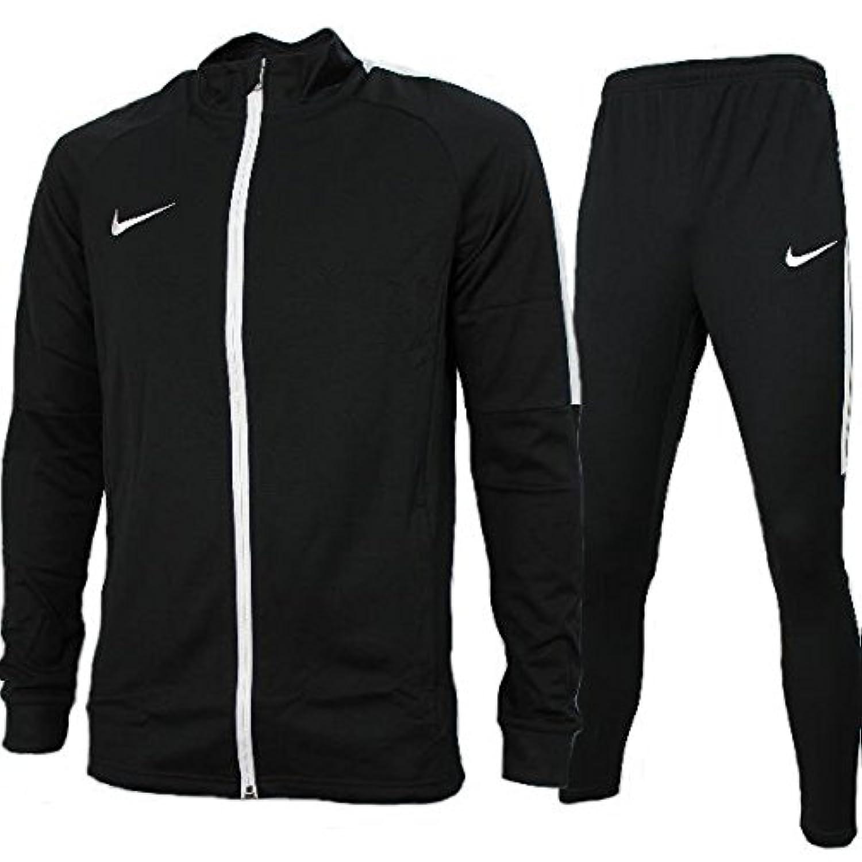 NIKE ナイキ Soccer Academy ジャージ ジャケット パンツ 上下 844328 010 ブラック (L)