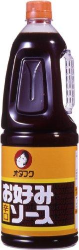 オタフク お好みソース(辛口) 2.1kg