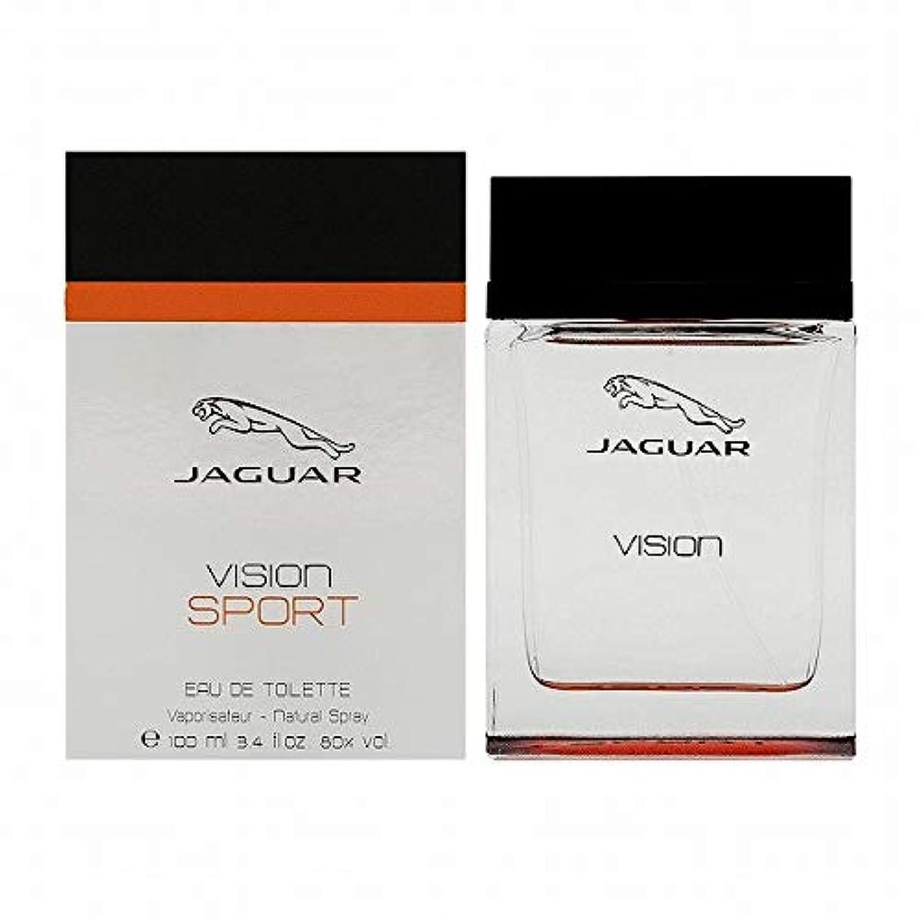 判決疑い者デザイナージャガー JAGUAR 香水 JR-JAGUARVISONSPOR-100 ジャガーヴィジョンスポーツ オードトワレ100ml【メンズ】 [並行輸入品]