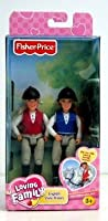 Fisher Price Loving Family English Style Riders