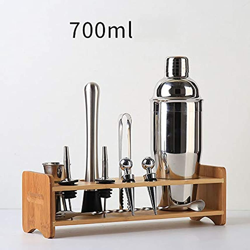 署名無駄だコーラスShike Cup Cocktail Shaker、ステンレススチールハンドシェイクシェーカー、Tea Shop Xueke Pot Bar Tool Set、Beverage Mix Professional Bartender...