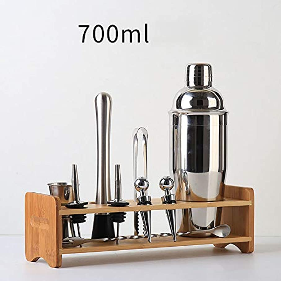 実験室現代ヨーロッパShike Cup Cocktail Shaker、ステンレススチールハンドシェイクシェーカー、Tea Shop Xueke Pot Bar Tool Set、Beverage Mix Professional Bartender...