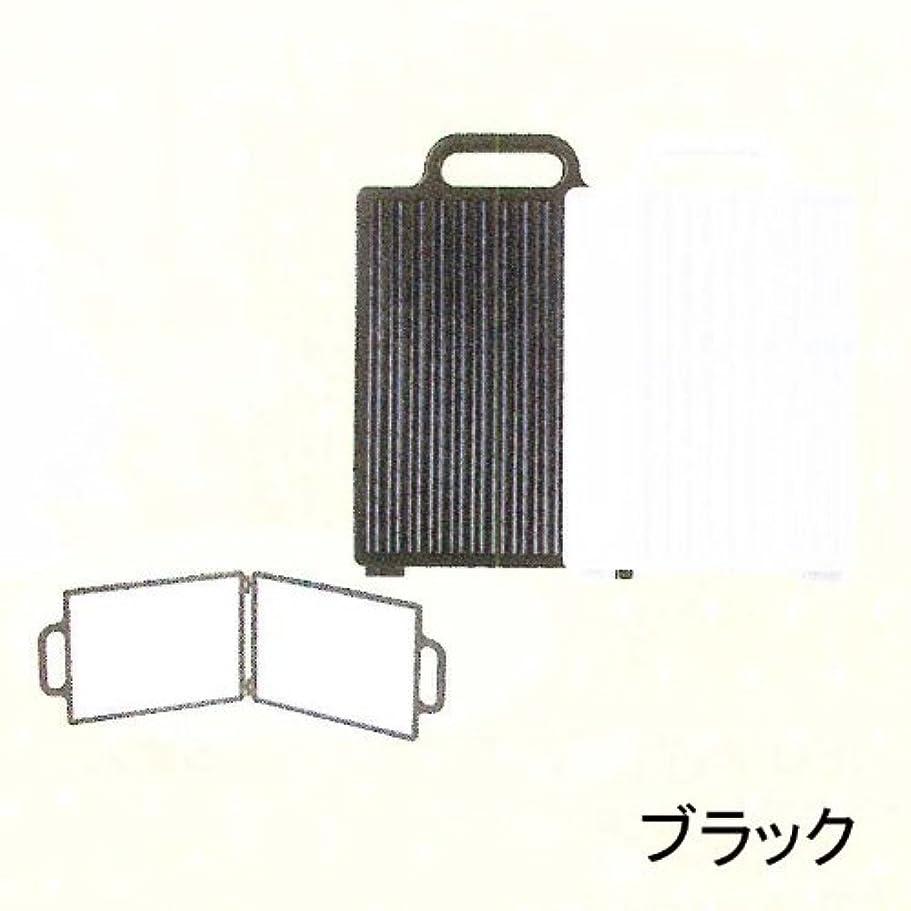 オリエンタルエレクトロニックホイップY-3505 角形バックミラー ブラック