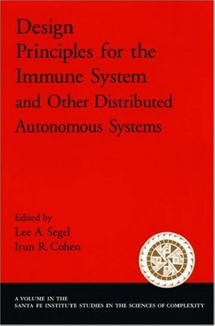 マンハッタンもっともらしいコカインDesign Principles for the Immune System and Other Distributed Autonomous Systems (SANTA FE INSTITUTE STUDIES IN THE SCIENCES OF COMPLEXITY PROCEEDINGS)