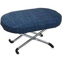 らくらく正座椅子 (3段切替式) N-2-3 青無地