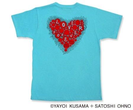 24時間テレビ 2013 チャリティーTシャツ 水色 Mサイズ 嵐 大野智 チャリT グッズ