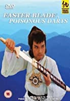 Faster Blade, Poisonous Darts [DVD] [Import]