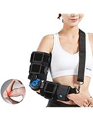調節可能なアームスリングは手術前後の骨折用アームリフト、傷害回復、ワンサイズ - ユニセックス
