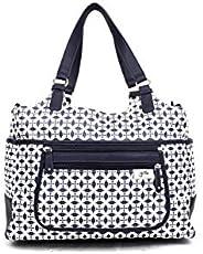 gr8x Charlotte Tote Bag, Dove Grey