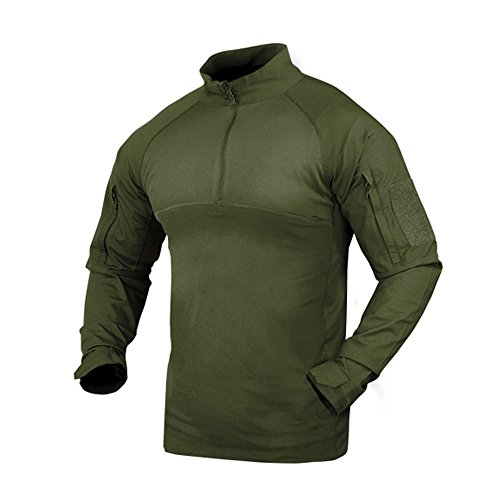 コンドルアウトドア CONDOR コンドル タクティカルギア 101065 コンバットシャツ OD, S