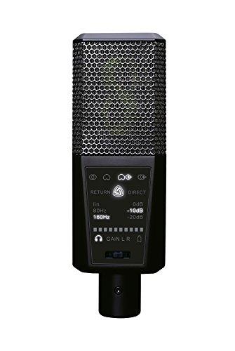 【正規輸入品】 Lewitt DGT 650 オールインワンUSBレコーディング・システム DGT650