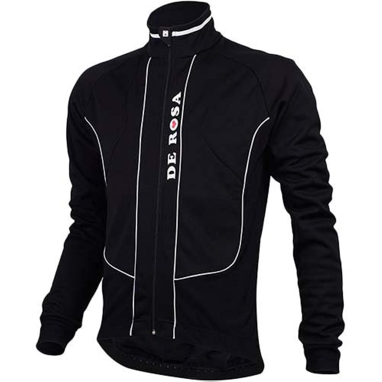 デローザ apparel アパレル 419 WINTER JACKET ウインタージャケット ブラック(BLK)