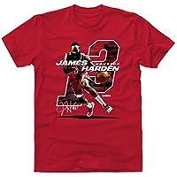 500 LEVEL James Harden シャツ - ビンテージヒューストンバスケットボールメンズアパレル - ジェームズ・ハーデンオフセット
