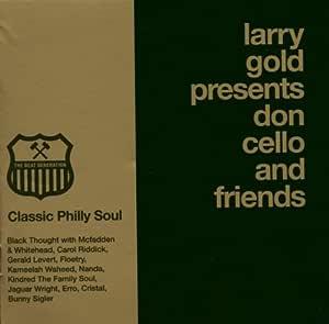 Presents Don Cello & Friends