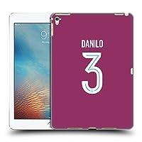 オフィシャルManchester City Man City FC Danilo 2017/18 プレイヤーズ・アウェーキット グループ 2 iPad Pro 9.7 (2016) 専用ハードバックケース