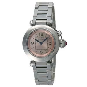 [カルティエ]CARTIER 腕時計 ミス パシャ ピンク W3140008 レディース 【並行輸入品】