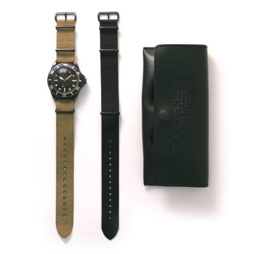 [ヴァーグウォッチカンパニー]VAGUE WATCH Co. 腕時計 BLKSUB ブラックサブ BS-L-001 メンズ