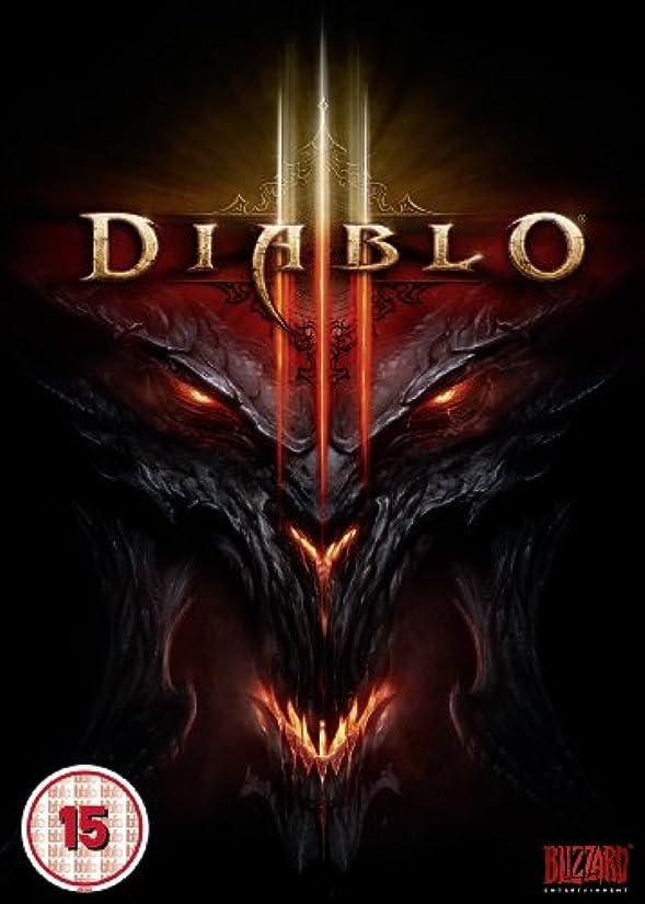 テクニカル私たち自身間接的Diablo III (UK import) PC/Mac DVD-ROM