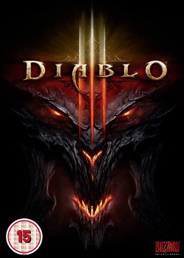 軽減寄託家禽Diablo III (UK import) PC/Mac DVD-ROM