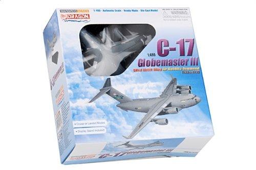 1:400 ドラゴンモデルズ 56261 マクドナルド ダグラス C-17A Globeマスター III ダイキャスト モデル USAF 62nd AW McChord AFB WA【並行輸入品】