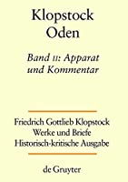 Apparat und Kommentar (Friedrich Gottlieb Klopstock: Werke und Briefe)
