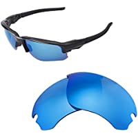 Walleva Lenses for Oakley Flak Draft Sunglasses - Multiple Options Available
