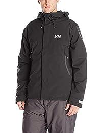 Helly Hansen Men's Approach Jacket Medium Black [並行輸入品]