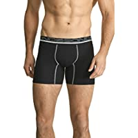 Bonds Men's Underwear Active Max Mid Length Trunk