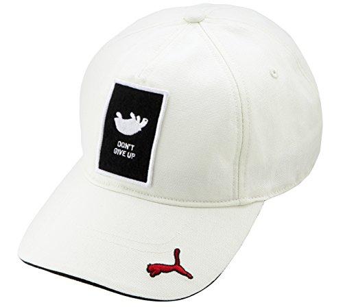 (プーマゴルフ)PUMA GOLF ゴルフ アイコンキャップ 866369 04 ホワイト F