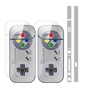 ガールズネオ IQOS スキンシール ラミネート加工有 全面セット (Controller Game) IQS02-YSZ-0351