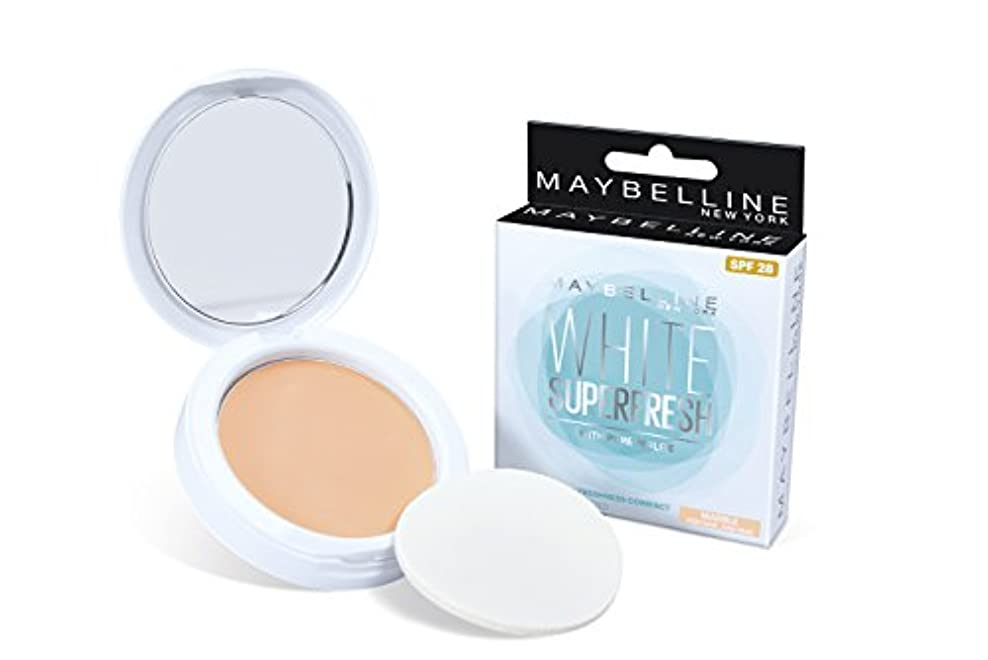 甘いフルーツ野菜ラバMaybelline New York White Super Fresh, Marble, 8g