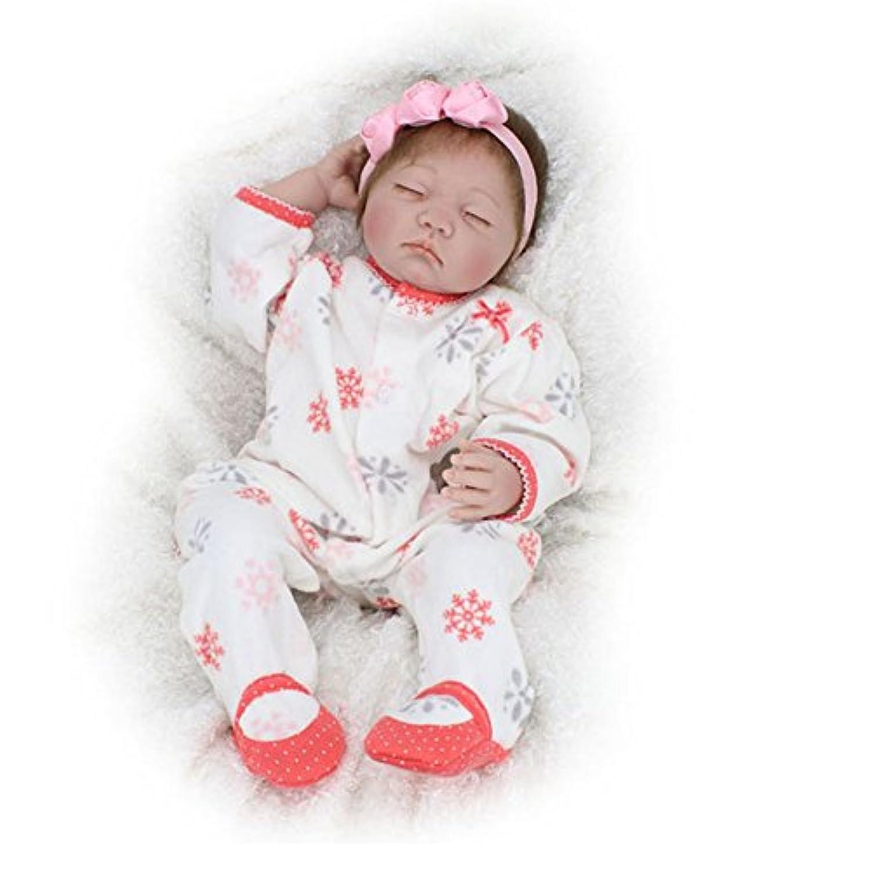 bluexury174 ;パジャマSleeping Rebornベビー人形22インチ