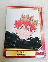 ハイキュー!! 26巻 アニメイト特典 カード 日向翔陽 最新刊 古舘春一 コミックス