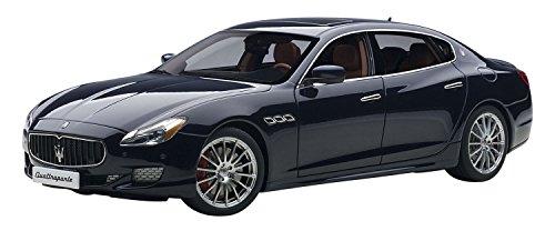 AUTOart 1/18 マセラティ クアトロポルテ GT S (ダークブルー) 完成品