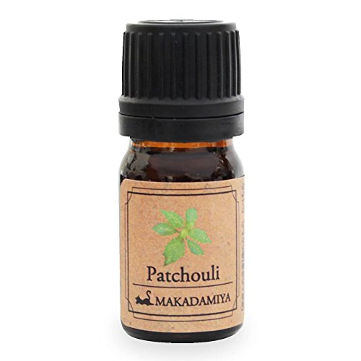 製造つらい失業パチュリ5ml 天然100%植物性 エッセンシャルオイル(精油) アロマオイル アロママッサージ aroma Patchouli