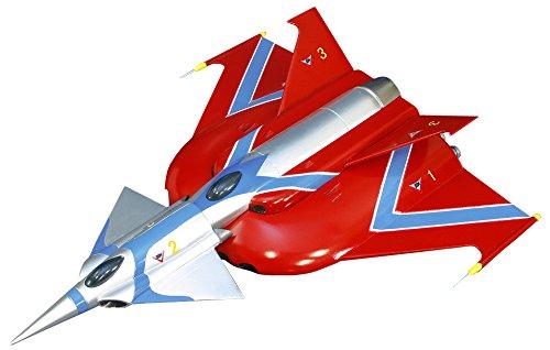 フューチャーモデルズ ミラーマン BIG SCALE ジャンボフェニックス 全長約260mm レジン製 塗装済み 完成品