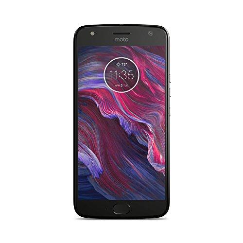 モトローラ SIM フリー スマートフォン Moto X4 4GB 64GB スーパーブラック 国内正規代理店品 PA8T0015JP/A