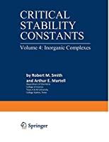 Critical Stability Constants: Inorganic Complexes