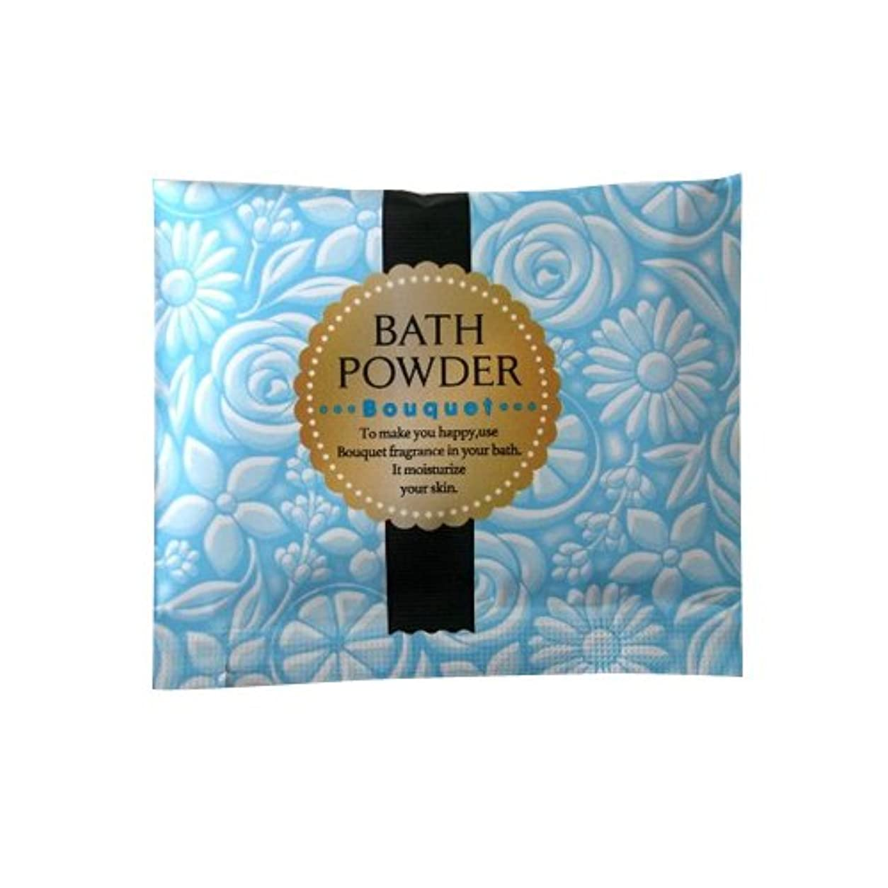 医療過誤乗算事業内容入浴剤 LUCKY BATH (ラッキーバス) 25g ブーケの香り