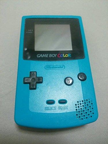 ゲームボーイ カラー ブルー 本体のみ 任天堂