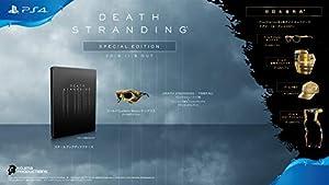 【PS4】DEATH STRANDING ( デスストランディング ) スペシャルエディション【早期購入特典】アバター(ルーデンスSDF)/PlayStation4ダイナミックテーマ/ゲーム内アイテム(封入)