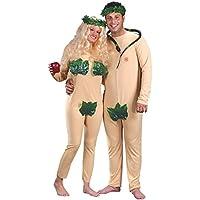 Adam & Eve大人カップルコスチューム