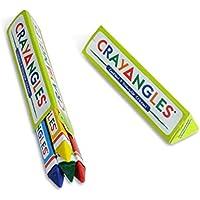 Family Hospitality 1T4B CrayAngle Triangular Crayons - 360 / CS by CrayAngle