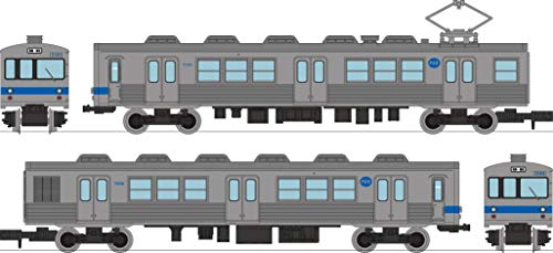 鉄道コレクション 鉄コレ 福島交通 さようなら7000系 2両セット ジオラマ用品 (メーカー初回受注限定生産)