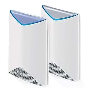 NETGEAR メッシュWiFi 無線LAN 法人向け トライバンド メッシュ WiFi システム 1733+866+400Mbps スターターキット SRK60-100JPS
