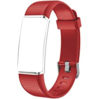 Willful Replacement Band Fitness Tracker with Color Screen(2018 Ver,SW352)