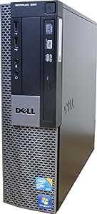 中古パソコン デスクトップ DELL OptiPlex 980 SFF Core i5 650 3.20GHz 8GBメモリ 500GB Sマルチ Windows7 Pro 64bit 搭載 正規リカバリーディスク付属 動作保証30日間