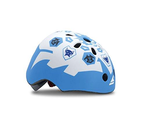 ローラーブレード(ローラーブレード) TWIST JR HELMET WT/BL 067H04009C2 子供 インラインスケート プロテクター ヘルメット